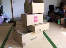 ぐらぐら箱の罠とねこ。-Boxs-Trap and Riki.-
